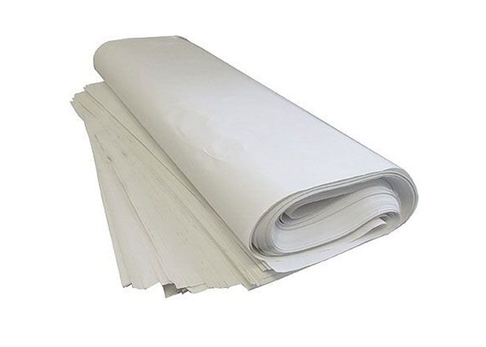 white newsprint paper